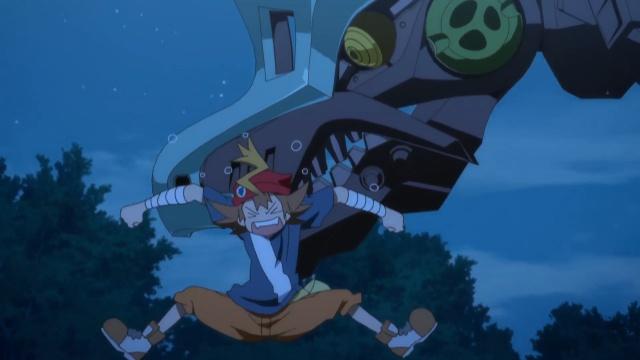 TVアニメ『ゾイドワイルド』第18話あらすじ&先行場面カットが到着! 用心棒をしているソースと再会したアラシ。そこへ怪しい影が動き出す……-10