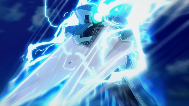 TVアニメ『ゾイドワイルド』第18話あらすじ&先行場面カットが到着! 用心棒をしているソースと再会したアラシ。そこへ怪しい影が動き出す……-28