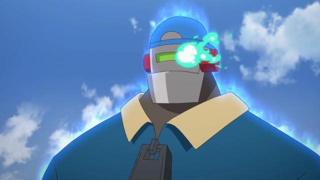 TVアニメ『ゾイドワイルド』第18話あらすじ&先行場面カットが到着! 用心棒をしているソースと再会したアラシ。そこへ怪しい影が動き出す……-29