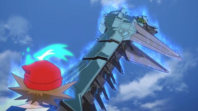 TVアニメ『ゾイドワイルド』第18話あらすじ&先行場面カットが到着! 用心棒をしているソースと再会したアラシ。そこへ怪しい影が動き出す……-31