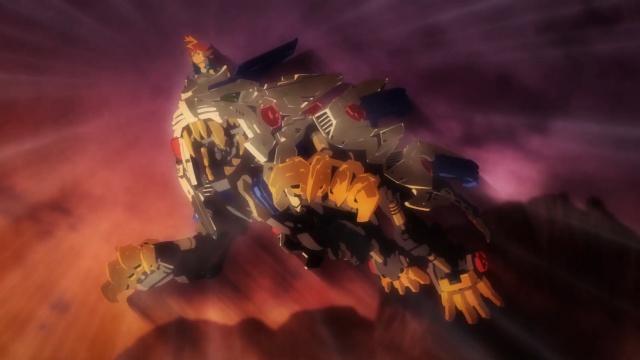 TVアニメ『ゾイドワイルド』第18話あらすじ&先行場面カットが到着! 用心棒をしているソースと再会したアラシ。そこへ怪しい影が動き出す……-34