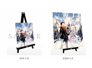 『Re:ゼロから始める異世界生活 Memory Snow』の特製デジタルキャンバス付き前売券の発売が決定! ラジオの配信日も8月21日(火)に決定!