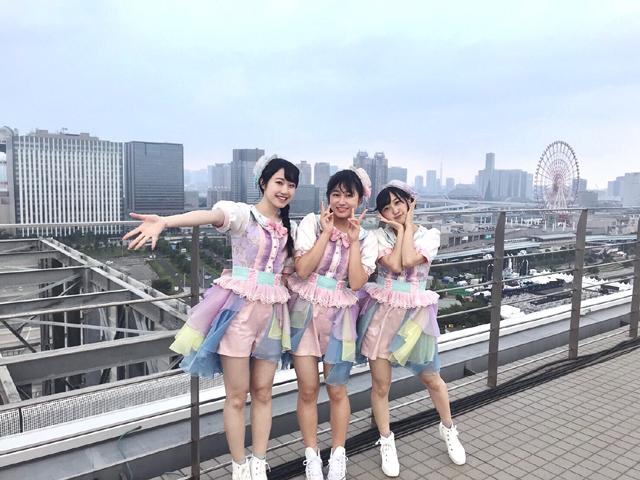 伝説アイドル・セインツの3人が勢ぞろい! 新曲もたっぷりお届けされた「み~んなでキラッとプリティーライブ2018」昼の部をレポート!-4