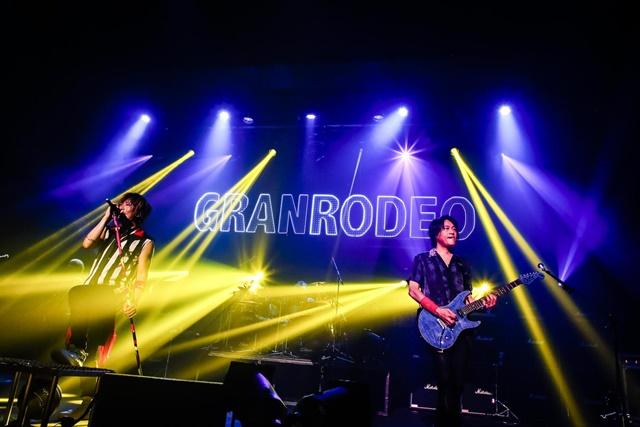 「GRANRODEO」凱旋公演の公式レポが到着