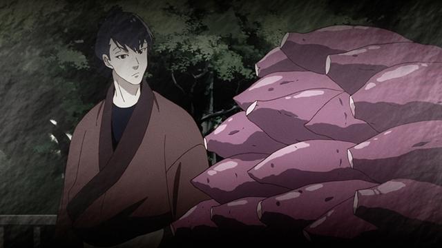『つくもがみ貸します』第9話「秘色」の先行場面カット到着! お紅は、かつて愛を告げられた佐太郎とゆかりの深い香炉を探して……-4