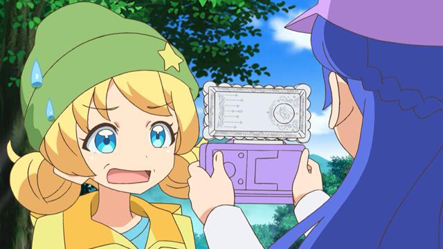 TVアニメ『キラッとプリ☆チャン』第43話先行場面カット・あらすじ到着!いつもの調子で番組にイタズラを仕掛けようとする、デヴィとルゥだったが……-7