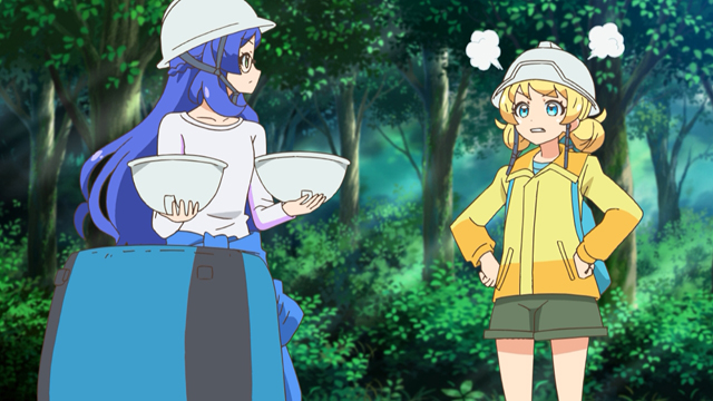 TVアニメ『キラッとプリ☆チャン』第43話先行場面カット・あらすじ到着!いつもの調子で番組にイタズラを仕掛けようとする、デヴィとルゥだったが……-9
