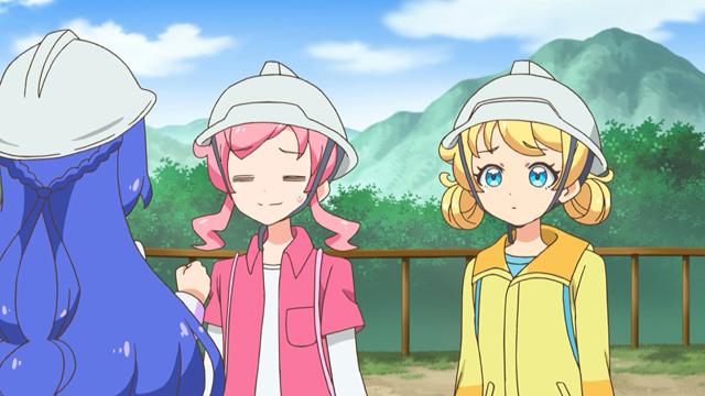 TVアニメ『キラッとプリ☆チャン』第43話先行場面カット・あらすじ到着!いつもの調子で番組にイタズラを仕掛けようとする、デヴィとルゥだったが……-13