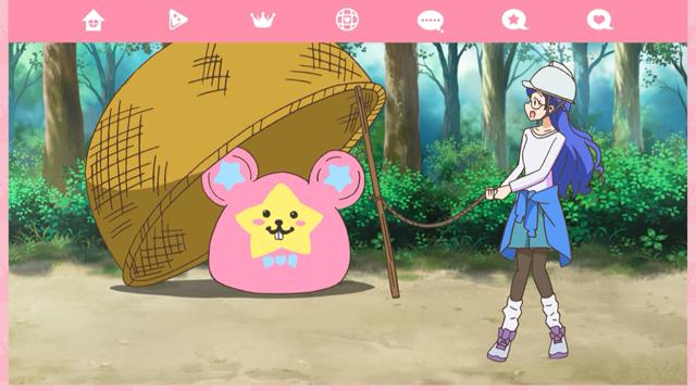 TVアニメ『キラッとプリ☆チャン』第43話先行場面カット・あらすじ到着!いつもの調子で番組にイタズラを仕掛けようとする、デヴィとルゥだったが……-19