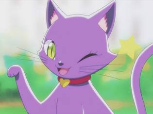 『HUGっと!プリキュア』第28話よりあらすじ・先行場面カットが到着! タレント猫のりりーちゃんに一目ぼれをした犬のもぐもぐが特訓に励む!
