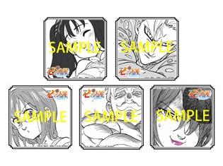 『劇場版 七つの大罪 天空の囚われ人』最速上映イベントにて原作者・鈴木央先生が描き下ろしたイラストカードをプレゼント決定!
