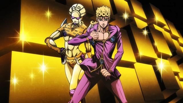 ジョジョの奇妙な冒険 黄金の風-4