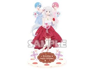 『Re:ゼロから始める異世界生活』エミリアの誕生日と新作アニメOVAを記念したイベントが渋谷マルイにて開催決定!