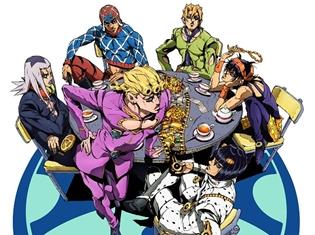 TVアニメ『ジョジョの奇妙な冒険 黄金の風』OPテーマは、「残酷な天使のテーゼ」「魂のルフラン」の及川眠子さん&大森俊之さんコンビによる「Fighting Gold」!