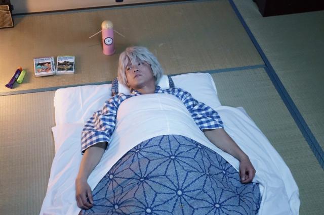 『銀魂』ロープランチトートがACOS(アコス)より発売決定! 「万事屋」「真選組」「高杉」をイメージした、お洒落なデザインで登場♪-3