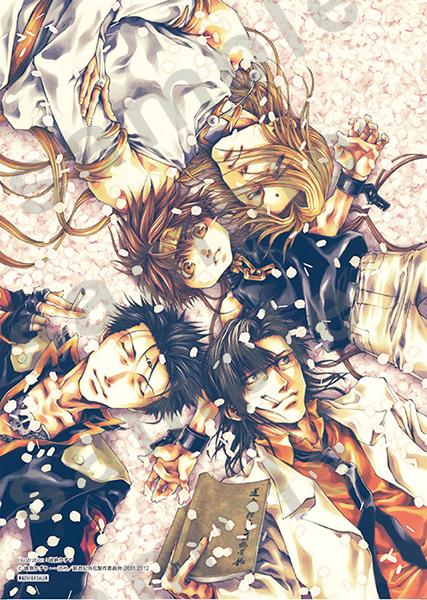 OVA『最遊記外伝』Blu-ray BOXの全容がついに公開! 原作者・峰倉かずや先生描き下ろしの特製スリーブBOXやアクリルスタンドなど豪華特典が満載! さらに峰倉かずや.NET特典の複製原画も公開!-3