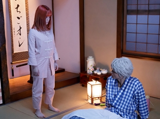 """橋本環奈さんによる""""神楽""""の再現度に大反響! 『銀魂2 -世にも奇妙な銀魂ちゃん-』第1話が2日間で200万再生突破!"""