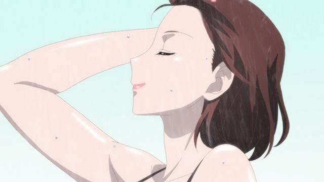 『じょしおちっ!~2階から女の子が…降ってきた!?~』第9話先行場面カット公開! 由紀さんにシャワー室へ連れ込まれ、他の個室に砂生と柚子も入ってきて!?-3