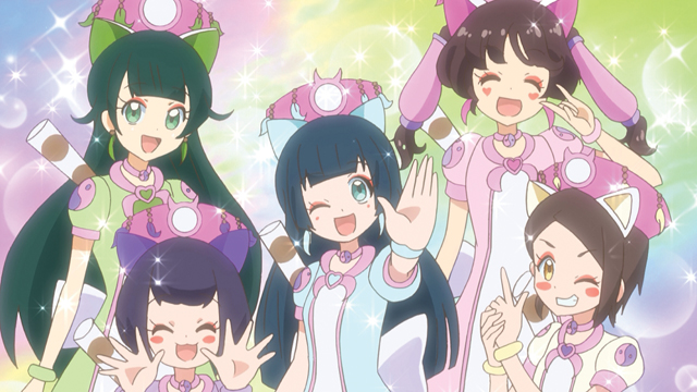 キラッとプリ☆チャン第21話真夏のフェスでやってみた!