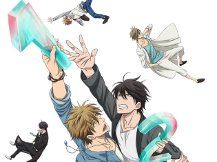 TVアニメ『抱かれたい男1位に脅されています。』10月5日より放送開始! 原作・桜日梯子完全監修のシナリオ&最新キービジュアル公開