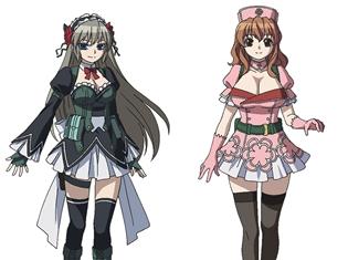 『魔法少女特殊戦あすか』関根明良さんが夢源くるみ役で出演決定! 大鳥居あすかとくるみのキャラクター紹介も公開