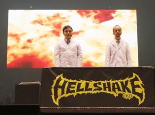 「アニサマ2018」『ポプテピピック』から飛び出した「ヘルシェイク矢野」の速報ステージ写真を公開!