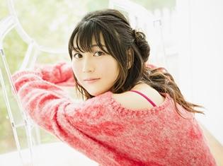 安野希世乃さん2ndミニアルバム「笑顔。」より、新アーティスト写真公開! 予約受付もスタート