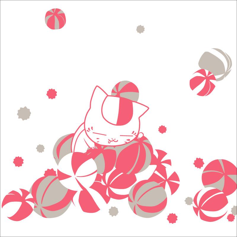 『夏目友人帳』新しいキャラ傘シリーズ第二弾が登場! 「キャラソル 夏目友人帳〜秋の長雨に〜」2018年9月22日(土)より順次発売予定!