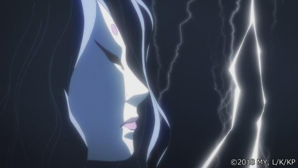 『かくりよの宿飯』第23話「封じられた力と開かれる心。」の先行場面カット公開! 海宝の肴の試食会で天狗の秘酒を口にし、急に倒れてしまった葵……