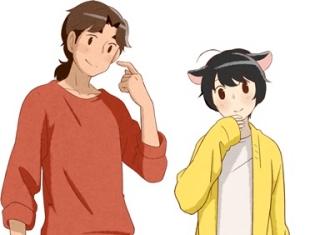 TVアニメ『ほら、耳がみえてるよ!』PV解禁! 主演の村瀬歩さん&内田雄馬さんのインタビュー動画も公開