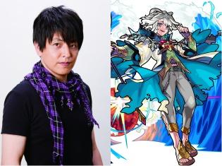 『モンスターストライク』新限定キャラクター「モーセ」のCVを担当する緑川光さんのサイン入り色紙をアニメイトタイムズ読者様2名にプレゼント!