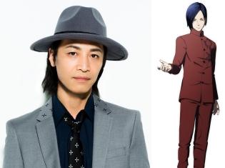 TVアニメ『イングレス』初回放送日が10月17日に決定! 鳥海浩輔さん、新垣樽助さんら追加声優&新キャラも公開
