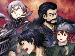 オリジナルTVアニメ『RErideD-刻越えのデリダ-』放送情報、新規ビジュアル、キャラクター設定などが解禁!