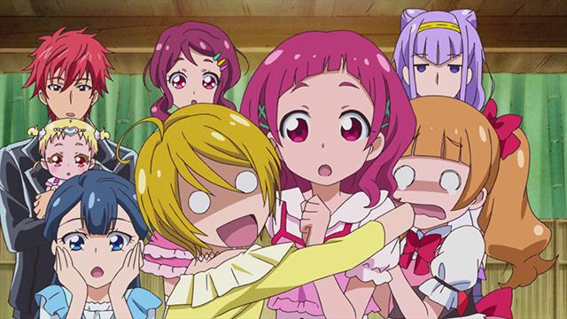 『HUGっと!プリキュア』第30話よりあらすじ・先行場面カットが到着