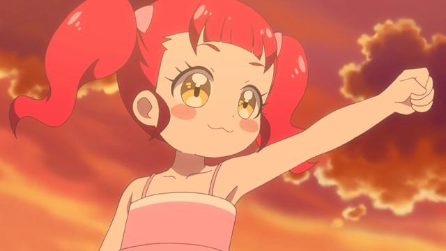 キラッとプリ☆チャン第22話わたくし、イルカと翔んでみましたわ!