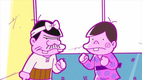 『おそ松さん』×『深夜!天才バカボン』夢のコラボが実現! 原作者・赤塚不二夫さん生誕日お祝いムービーで櫻井孝宏さんがひとり二役を好演-7