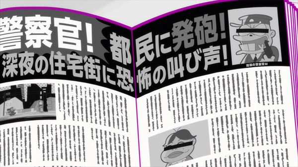 『おそ松さん』×『深夜!天才バカボン』夢のコラボが実現! 原作者・赤塚不二夫さん生誕日お祝いムービーで櫻井孝宏さんがひとり二役を好演-2