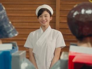 ドラマ『銀魂2』グラビアアイドル・小倉優香さんが出演! 歯科助手役として、ファン悶絶のナース姿を披露