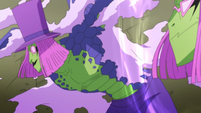 TVアニメ『悪偶 -天才人形-』第8話のあらすじ&先行場面カットが公開! 愛は留置所で風変わりな少女・カルリチと出会う-5