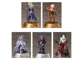 『Fate/Grand Order Duel -collection figure-』シリーズ第2弾が発売! ジャンヌ・ダルク、カルナなど5騎が登場!