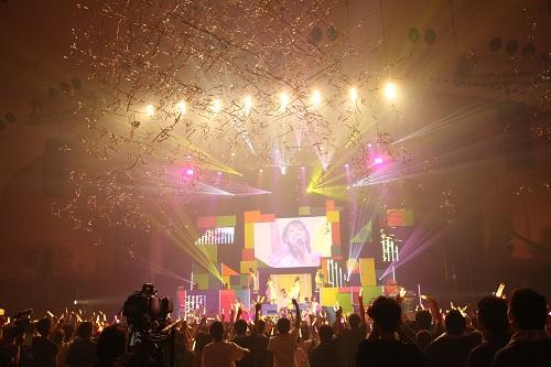 三森すずこさんが叫ぶ「We are not 芸人!」――所属する女性声優総出演の『響10周年記念 響ファン感謝祭』夜の部レポート-6
