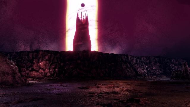 ▲レイシフト先「終わりの土地」 イメージ