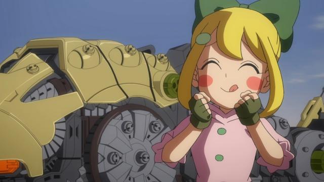 TVアニメ『ゾイドワイルド』エンディングテーマ「blue moon」中川翔子さんインタビュー|大人になった今だからこそ伝えられる歌がある-32