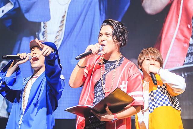 「ヒプノシスマイク」2nd LIVEをレポート