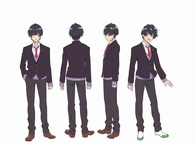 P.A.WORKS制作の新作オリジナルアニメ『⾊づく世界の明⽇から』が10月5日より放送開始! キャラクター設定も公開!