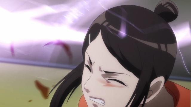 TVアニメ『悪偶 -天才人形-』第8話のあらすじ&先行場面カットが公開! 愛は留置所で風変わりな少女・カルリチと出会う-3