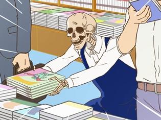 『ガイコツ書店員 本田さん』10月7日よりTOKYO MXほかで放送・配信スタート! ボイス入りPV解禁、斉藤壮馬さんのコメントも到着