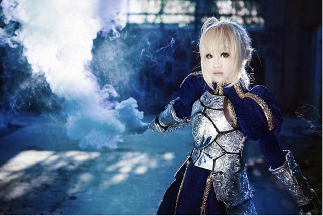 『FGO』スペシャルイベント開催中『Fate/Zero』コスプレ特集