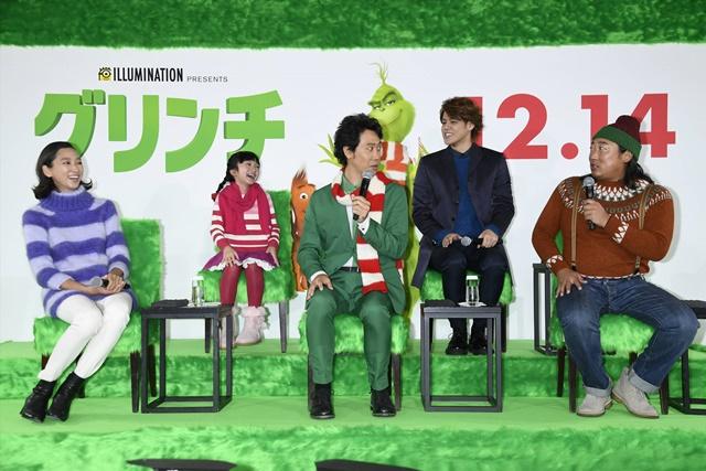 映画『グリンチ』の特別映像&ティザービジュアルが到着! 『怪盗グルー』や『ミニオンズ』を生み出したイルミネーションの最新作が2018年12月に公開-2