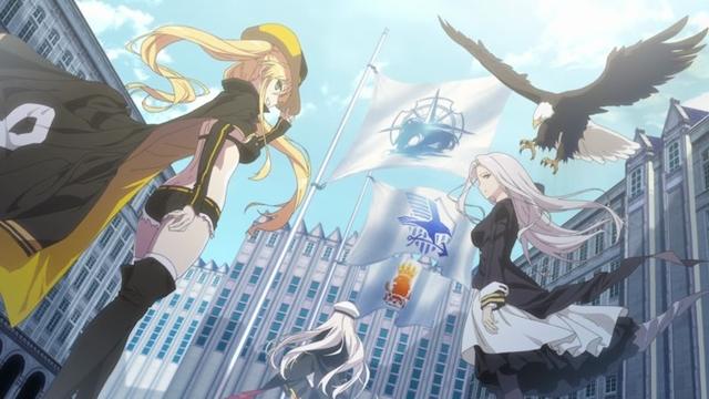 『アズールレーン』TVアニメ化決定! ティザーPV&メインスタッフ解禁
